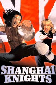 Shanghai Knights - movie with Donnie Yen.