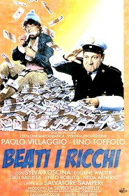 Beati i ricchi - movie with Paolo Villaggio.