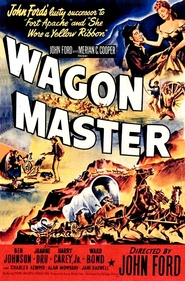Wagon Master - movie with Alan Mowbray.