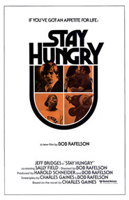 Film Stay Hungry.