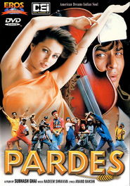 Pardes - movie with Alok Nath.