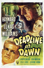 Deadline at Dawn is the best movie in Osa Massen filmography.