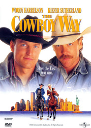 The Cowboy Way - movie with Kiefer Sutherland.
