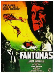Fantomas - movie with Louis de Funes.