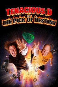 Tenacious D in The Pick of Destiny is the best movie in Jack Black filmography.