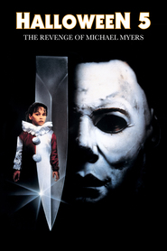 Halloween 5 - movie with Donald Pleasence.