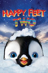 Happy Feet Two - movie with Robin Williams.