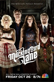 Mockingbird Lane - movie with Eddie Izzard.