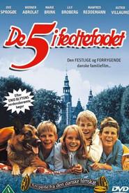 De 5 i fedtefadet is the best movie in Astrid Villaume filmography.