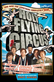 Holy Flying Circus - movie with Stephen Fry.