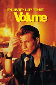 Pump Up the Volume - movie with Christian Slater.