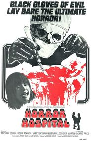 Horror Hospital is the best movie in Dennis Price filmography.