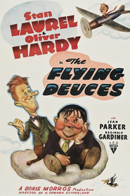 The Flying Deuces - movie with James Finlayson.