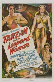 Tarzan and the Leopard Woman - movie with Anthony Caruso.