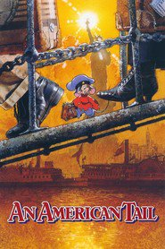 An American Tail - movie with Christopher Plummer.