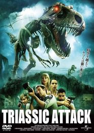 Triassic Attack - movie with Raoul Trujillo.