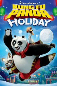 Kung Fu Panda Holiday - movie with Angelina Jolie.