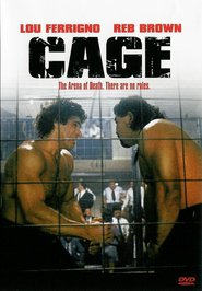Cage - movie with Lou Ferrigno.