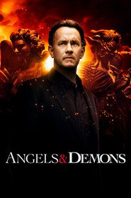 Angels & Demons - movie with Nikolaj Lie Kaas.