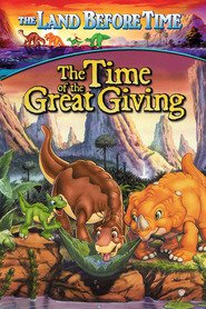 The Land Before Time III: The Time of the Great Giving - movie with Kenneth Mars.