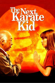 The Next Karate Kid - movie with Michael Ironside.
