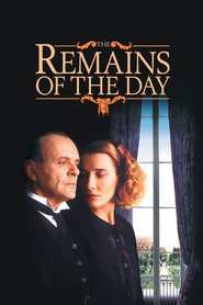 The Remains of the Day - movie with Anthony Hopkins.