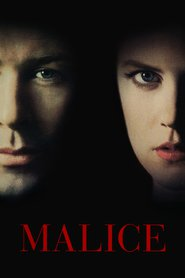 Malice - movie with Alec Baldwin.