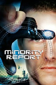 Minority Report - movie with Max von Sydow.