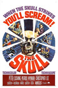 The Skull is the best movie in Peter Cushing filmography.