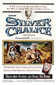 The Silver Chalice is the best movie in Lorne Greene filmography.