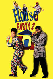 House Party 2 - movie with Queen Latifah.