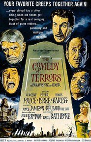 The Comedy of Terrors - movie with Peter Lorre.