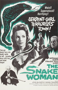 The Snake Woman is the best movie in John McCarthy filmography.