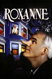 Roxanne - movie with Steve Martin.