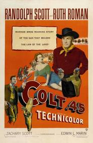 Colt .45 is the best movie in Ruth Roman filmography.