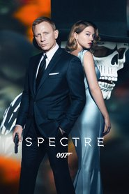 Spectre - movie with Ben Whishaw.