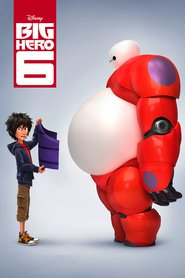 Animation movie Big Hero 6.