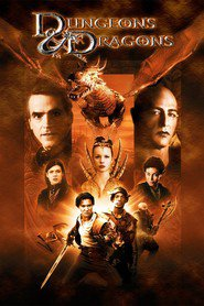Dungeons & Dragons - movie with Jeremy Irons.