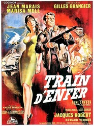 Train d'enfer - movie with Marisa Mell.