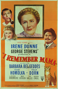 I Remember Mama is the best movie in Barbara Bel Geddes filmography.