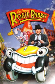 Who Framed Roger Rabbit - movie with Christopher Lloyd.