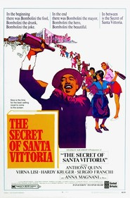 The Secret of Santa Vittoria - movie with Anthony Quinn.