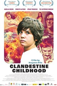Infancia clandestina - movie with Ernesto Alterio.