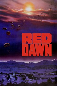 Red Dawn - movie with Charlie Sheen.