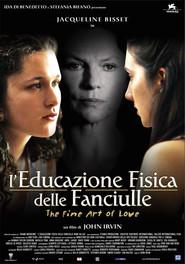 The Fine Art of Love: Mine Ha-Ha is the best movie in Natalia Tena filmography.