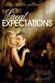 Great Expectations - movie with Kim Dickens.