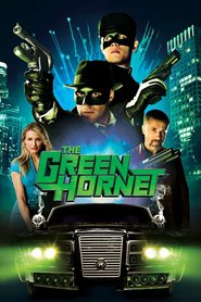 The Green Hornet - movie with David Harbour.