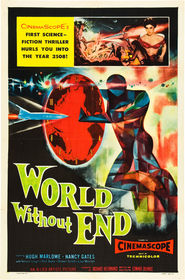 World Without End is the best movie in Rod Taylor filmography.