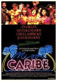 Miss Caribe - movie with Chus Lampreave.