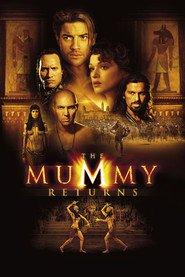 The Mummy Returns - movie with Alun Armstrong.